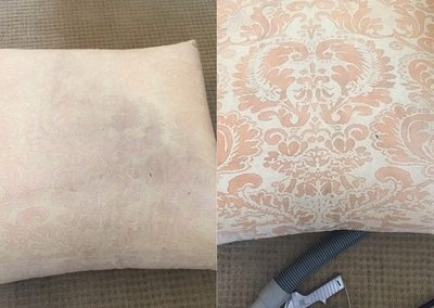before and after pillow