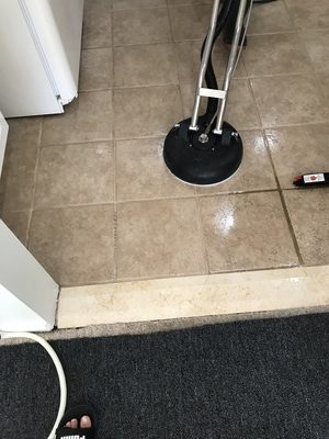cleaning tile in boca raton
